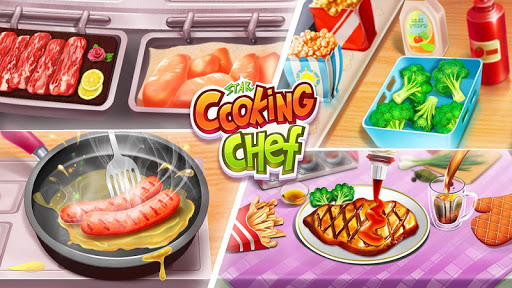 Star Cooking Chef - Foodie Madnessud83cudf73 2.9.5009 screenshots 8