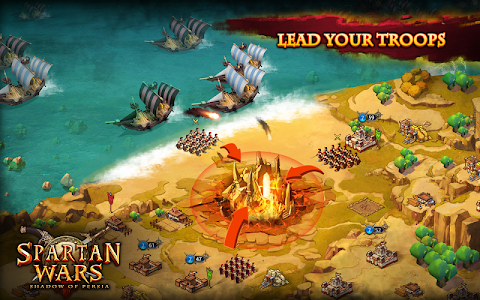 Spartan Wars: Blood and Fire v1.5.5