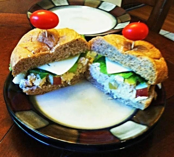 Chicken Salad With Apple By Noreen Recipe