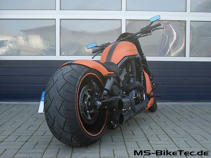 "Harley Davidson V Rod ""Ultra"" by MS-Biketec"