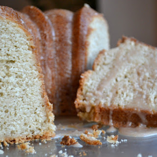 Cinnamon Bundt Cake.