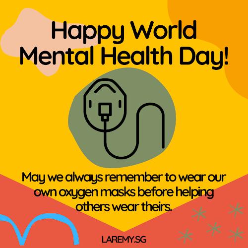 Happy World Mental Health Day 2021