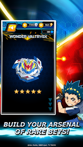 Beyblade Burst Rivals 2.4.1 screenshots 6