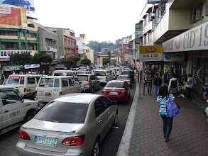 Photo: Baguio - business Session rd