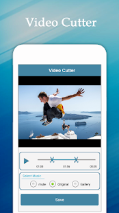 Video Cutter, Trim Video, Add Audio To Video - náhled
