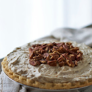 Whipped Brown Sugar Pecan Pie