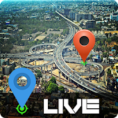 Street View Global Map - Earth live Navigation Map