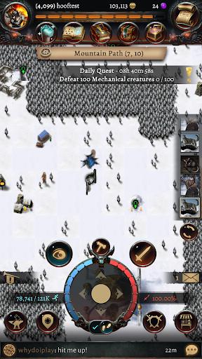 Fallen Sword 0.8.5 screenshots 1