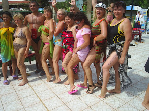Photo: Тунис 2008, уральские девушки