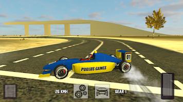 Screenshot of King of Racing Car