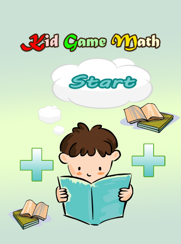 孩子數學遊戲教育娛樂