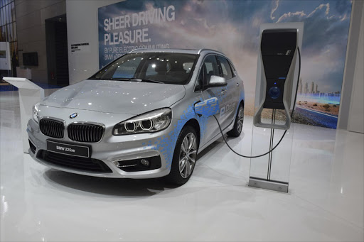 First Charging Station For Electric Bmws Launched At Melrose Arch