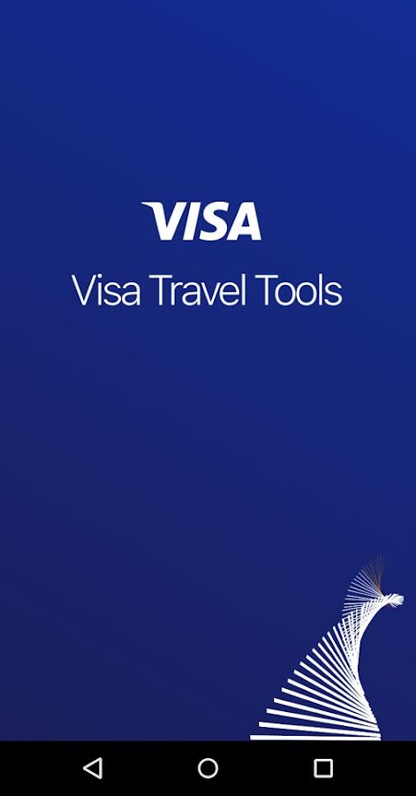 Visa Travel Tools- screenshot
