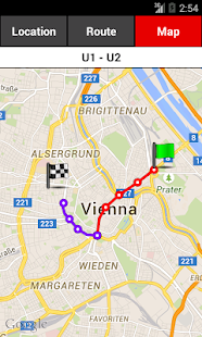Vienna Subway & Bus- screenshot thumbnail