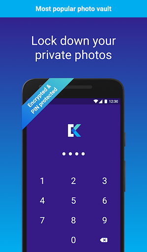 Keepsafe Photo Vault – Hide Pictures And Videos screenshot 1