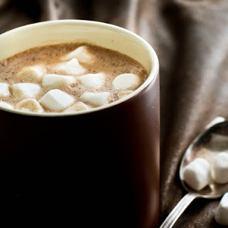 The Best Homemade Hot Cocoa.