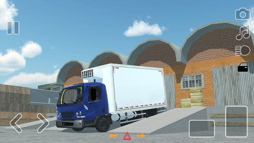 Truck Br Simulador (BETA) apkpoly screenshots 2