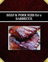 BEEF & PORK RIBS for a BARBECUE