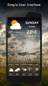 Live Weather screenshot 3