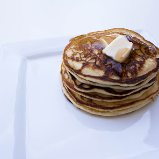 The Best Buttermilk Pancakes