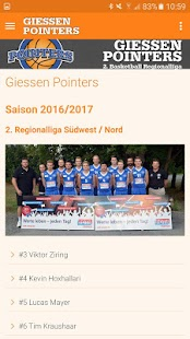 Giessen Pointers- screenshot thumbnail