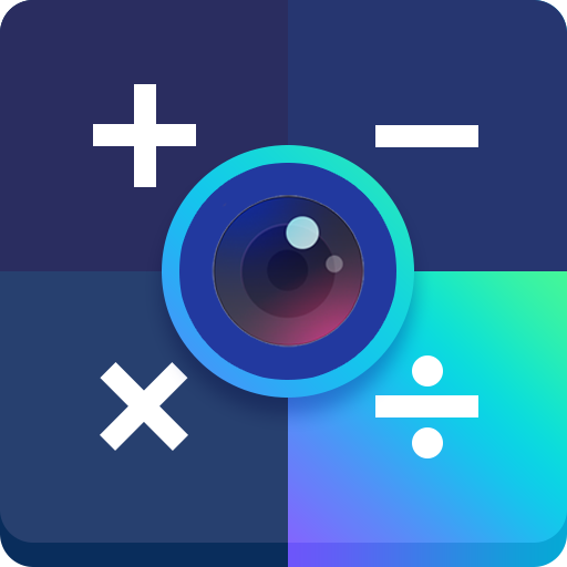 Math Solver Camera & Math Photo Camera Calculator icon
