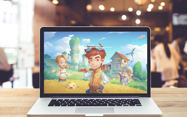 My Time at Portia HD Wallpapers Game Theme