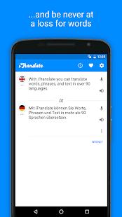 Free Translator & Dictionary Screenshot 3