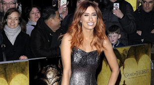 Stacey Solomon's 'warped' post-birth body image