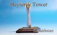 Bayterek Tower ‐Kazakhstan‐