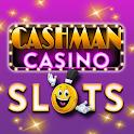 Cashman Casino: Casino Slots Machines! 2M Free! icon