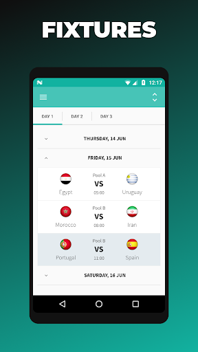 World Soccer Cup 2018 - Comments and Live Scores 1.5.2 1
