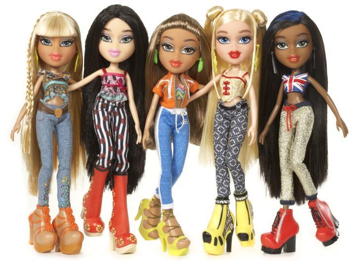 Image result for bratz dolls