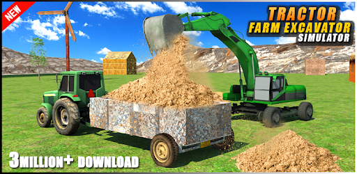 Get It Free To Drive Tractor; Enjoy Heavy Excavator & Farming Simulation.