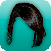 Woman Hairstyle Photo Editor