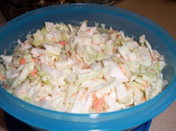 Cabbage Slaw Our Favorite Recipe