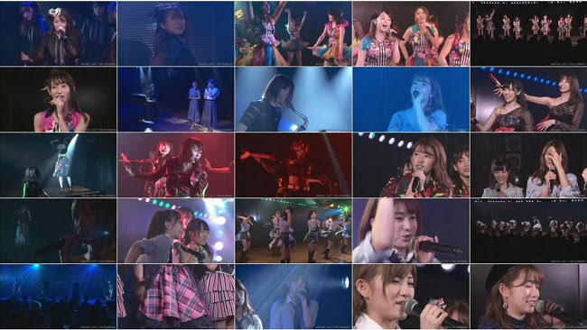 181225 (720p) AKB48 井上ヨシマサ「神曲縛り」千秋楽公演 竹内美宥 卒業公演