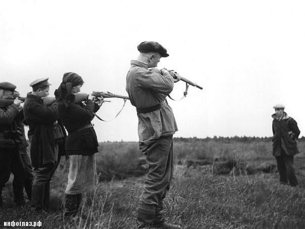 Тонька-пулеметчица