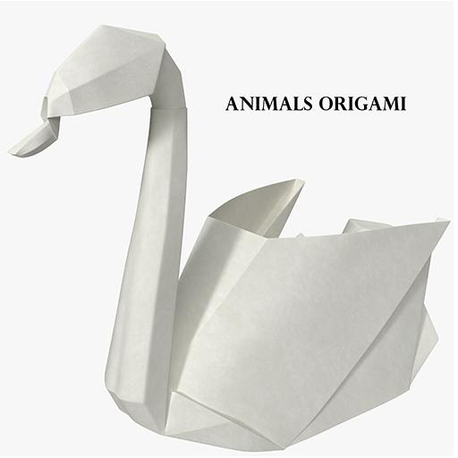 娱乐の動物折り紙 LOGO-記事Game