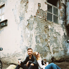 Свадебный фотограф Катерина Кузьмичёва (katekuz). Фотография от 09.04.2018