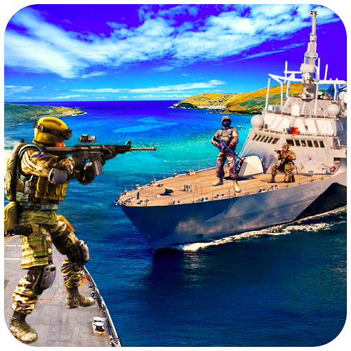 陸軍海軍軍艦の戦い 動作 App LOGO-APP試玩