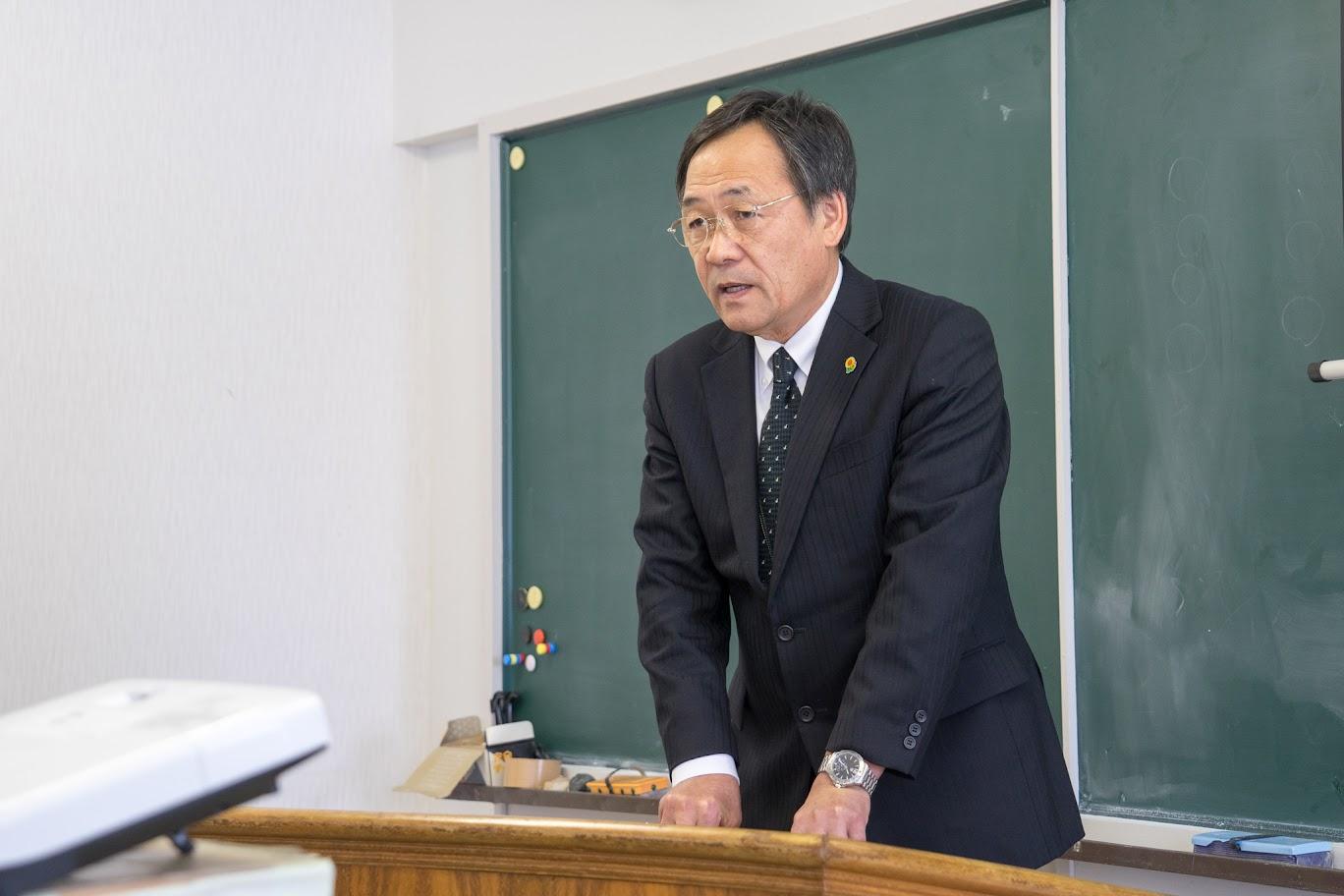 北竜町・竹内範行 副町長