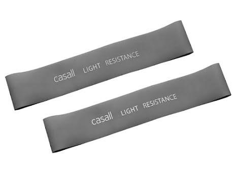 Casall Rubberband light 2pcs - Light grey