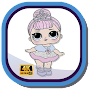 Surprise Lol Dolls Wallpapers APK icon