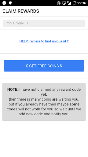 Free coins - Pool Instant Rewards for PC