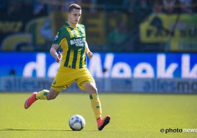 """Une cible belge de Zulte Waregem déclare: """"Je suis ouvert à tous les clubs de Pro League"""""""