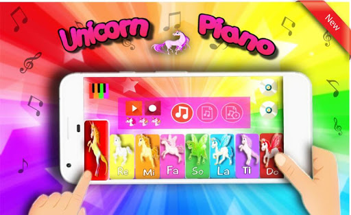 Unicorn Piano Music for PC
