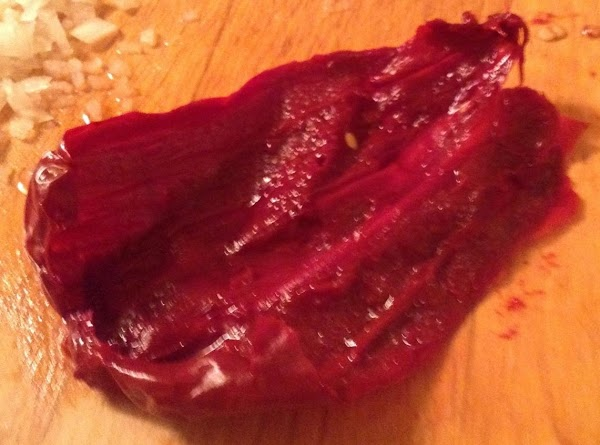 PREPARING CHILES Rinse chiles in warm water to remove any debris.  In a medium...