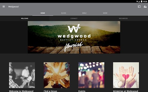 Wedgwood Baptist Church- screenshot thumbnail