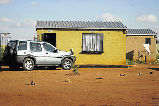Family in Zamimpilo still live in a shack after being promised a RDP